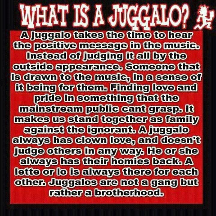 A Roundup of Juggalo/Juggalette Tweets and Stuff from ICP The ...