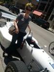 My ride!