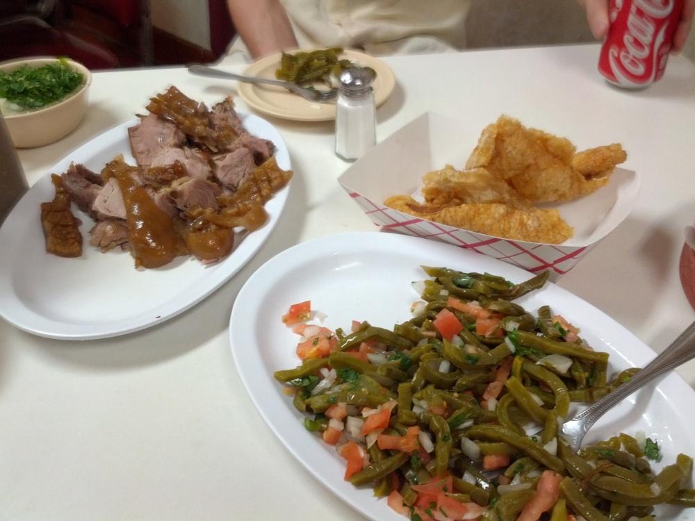 Carnitas Don Pedro Meal