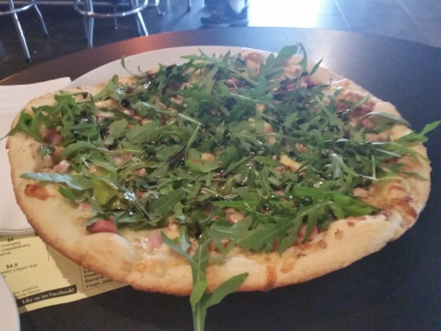Iechyd Da Brewing in Elkhart, Indiana was named Critic's Choice Winner in Northern Indiana Pizza Wars.
